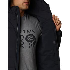 Mountain Hardwear Super/DS Stretchdown Giacca Con Cappuccio Uomo, black